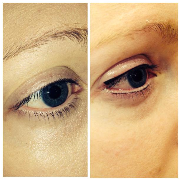 Eyeliner Eyelash Enhancer Dawn Alderson
